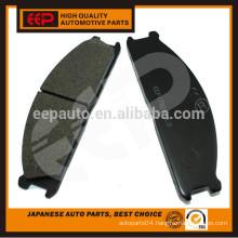 Brake Pads for Navara D21/D22 41060-05N90 japanese brake pads