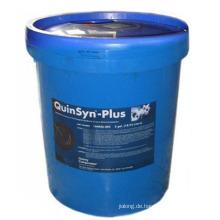 Quincy-Luftkompressor zerteilt Schraubenkompressor-synthetisches Öl