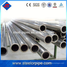 Tubo de acero al carbono laminado en caliente a106b con el mejor precio
