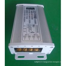 Prix compétitif 12V 150W imperméable à l'eau alimentation électrique 170v-264v tension d'entrée