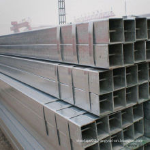 New Arrival Stock of Galvanized Square Steel Pipe for Construction