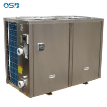 Fish farm swimming pool spa heater and cooler