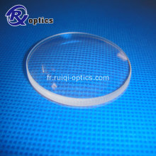 Lentille grossissante plano convexe 100 mm