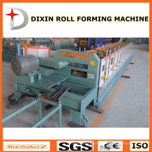 Machine à formage de rouleaux en acier de canal C / acier Purlin Equipment