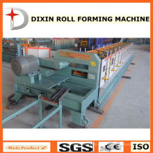 Máquina de formação de rolo de aço Channel Channel / Steel Purlin Equipment