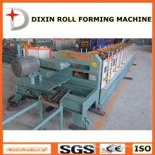 Máquina perfiladora de rollos de acero de canal C / Equipo de correas de acero