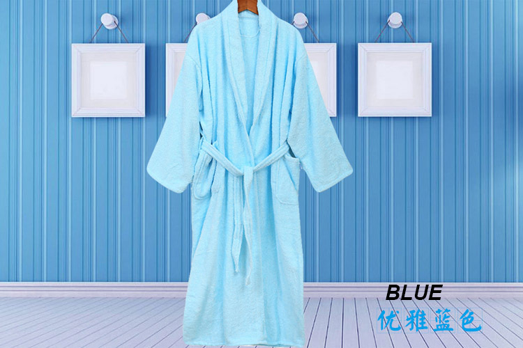 Blue Long Robe