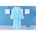 Zwykły Kolorowy Robe Terry Cloth Robe Spa Robes