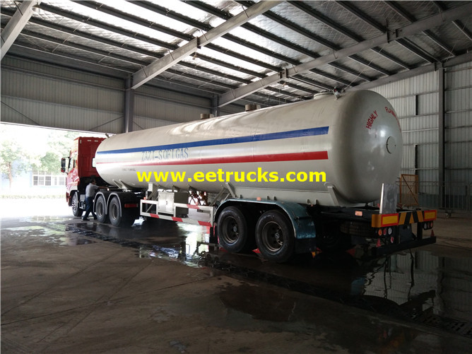 ASME LPG Delivery Trailer