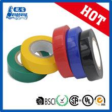 Schwer entflammbar weich-PVC Isolierband