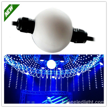 50mm RGB Couleur LED Pixel 3D Ball
