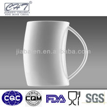 High quality creative fine bone china wholesale porcelain coffee mug