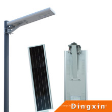 Tout en un éclairage solaire solaire de LED avec du CE RoHS
