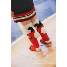 Lovely Cozy Ball meias Kid Meias de algodão Fancy Ball meias para Kid Chidren Winter meias de algodão piso
