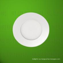 4W Ce LED redondo de luz de panel LED de luz de techo