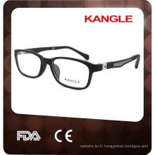 2017 date 180 degrés flexible temple enfants lunettes optiques
