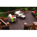 New generation waterproof artificial decking material