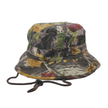 Wholesale Camo Color Blank Hunting Cap