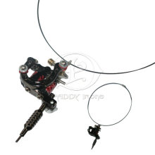 Lucky Seven Mini Tattoo Machine Necklace