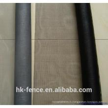 Tissu de fibre de verre 50g / m2 5 * 5mm maille couleur blanche rouleau de 1 * 50m