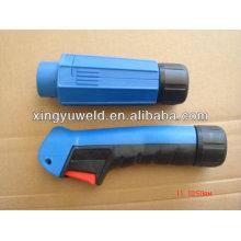 mig welding torch handle/ Binzel torch handles