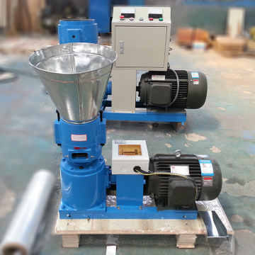 Automatic Easy Operate Wood Chip Sawdust Pellet Machine