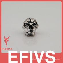 Perno / insignia únicos del cráneo del metal