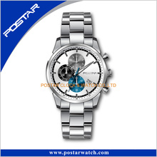 Customised Design New Stainless Steel Watch for Promotion Gift