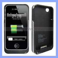3200mAh External Battery Charger Case for iPhone 4 4s