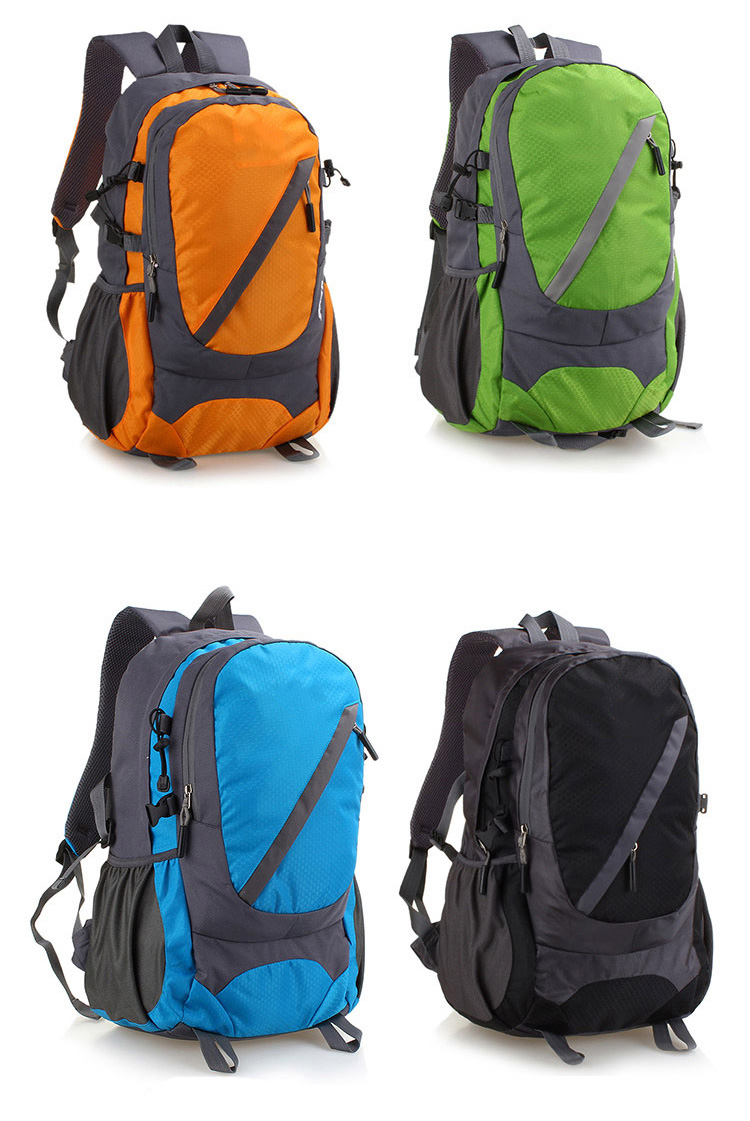Waterproof wear backpack