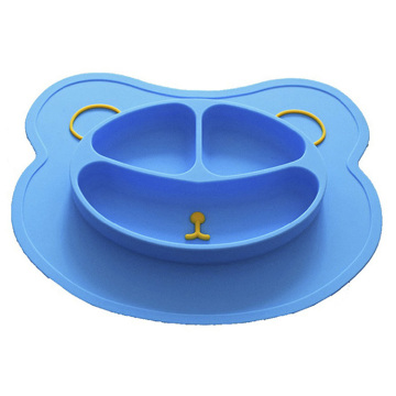 Tapis de silicone Baby Eating Silicone Set de table