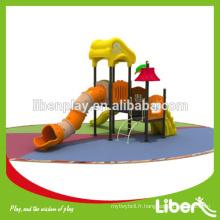Équipement de terrain de plein air extérieur de première qualité 2014 pour enfants LE.YG.049