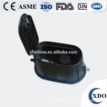 Fabrik Preis PP/PA Wasser Zählerkasten, Kunststoff-Wasser meter Box, Wasserzähler schützen box