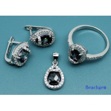 Hot Sale Jewellery Set with Mystic Cubic Zirconia