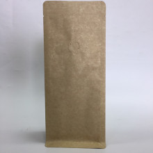 Kraft Paper Bag Dengan Valve For Coffee