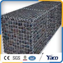 Yachao диаметр 6мм проволока 100мм апертуры каменную клетку стены