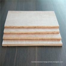 okoume bintangor pencil cedar triplay  faced 12mm marine plywood