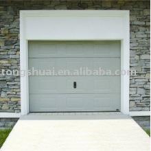 Puerta de garaje automática