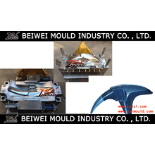 Plastic Motorcycle Fender Mould (mould-50)