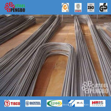 Tp405 U-Pipe Stainless Steel Pipe
