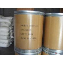 99,5% Min. Oxidationsmittel Natriumbromat (NaBrO & sub3;) CAS-Nr .: 7789-38-0