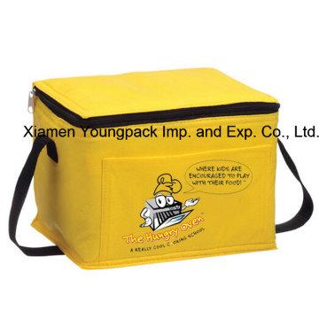 Custom Promotional Aluminium Foil Insulated Lunch Cool Bag