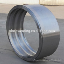 Mill ring mill roller Mn13Cr2 Mn18Cr2 Mn22Cr2-- MTM160/MTW138 Raymond mill crusher spare parts