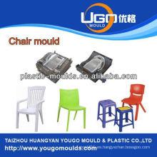 Molde de los moldes usados molde plástico de la silla, molde plástico de la inyección, molde de la silla