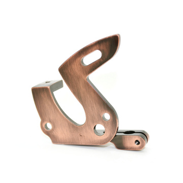 Wire Cutting Red Copper Style Paddy Irons Tattoo Machines Frame