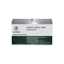 Batería lifepo4 al por mayor de 12.8V 40Ah