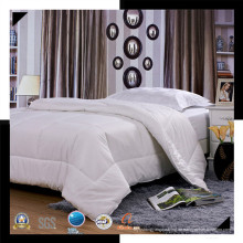 Neue Kollektion Bett Modern Style Bed Plain White Hotel / Home Bettwäsche Set (WS-2016277)