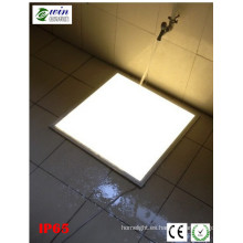 Impermeable IP65 Square LED Panel Light con 3 años de garantía