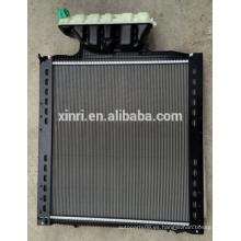 Radiador de tubo de aluminio para MAN TGA (02-) Radiador de refrigeración del motor 81061016482 81061016511 81061016519 81061010058 81061016522