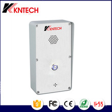 IP Access Control IP Intercom Door Phone Teléfono de emergencia Knzd-45
